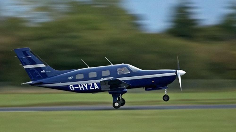 Zeroavia Au décollage en Angleterre