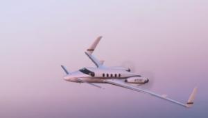 Beechcraft Starship 2000A