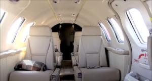 Cessna Citation Bravo - cabine