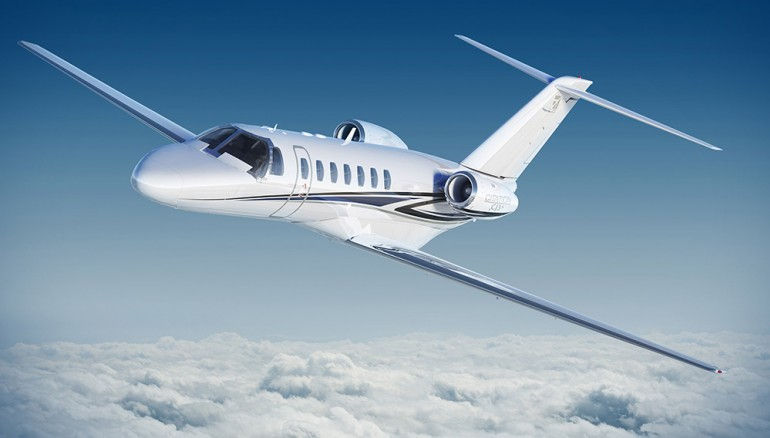 Cessna Citation Cj3 +