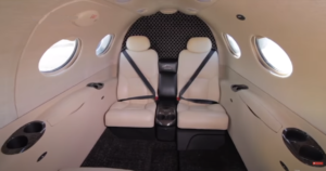 Cessna Citation Mustang - cabine