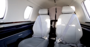 Eclipse 500 - cabine