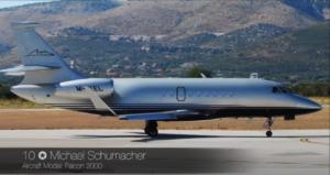 Falcon 2000 - Michael Schumacher