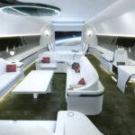 ACJ350 XWB - cabine - projet