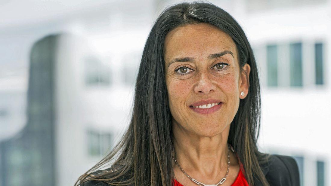 Grazia Vittadini, directeur de la technologie d'Airbus