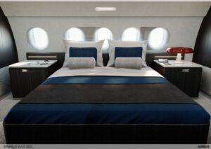 ACJ220 chambre à coucher