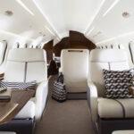 Falcon-7X - cabine
