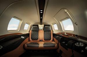 Piper M600 sls - cabine