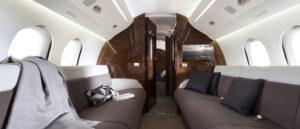 Falcon7X-cabine