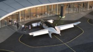 Un projet de Vertiport pour Lilium Jet - Image Lilium
