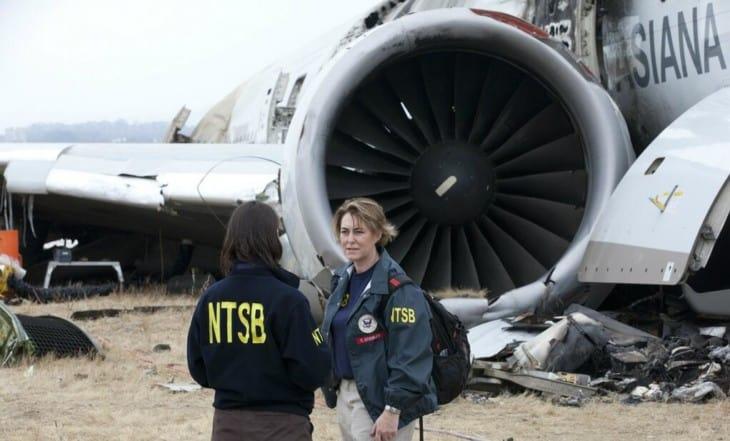 Un crash d'avion investigué par la NTSB - crédit: Public Domain/NTSB.