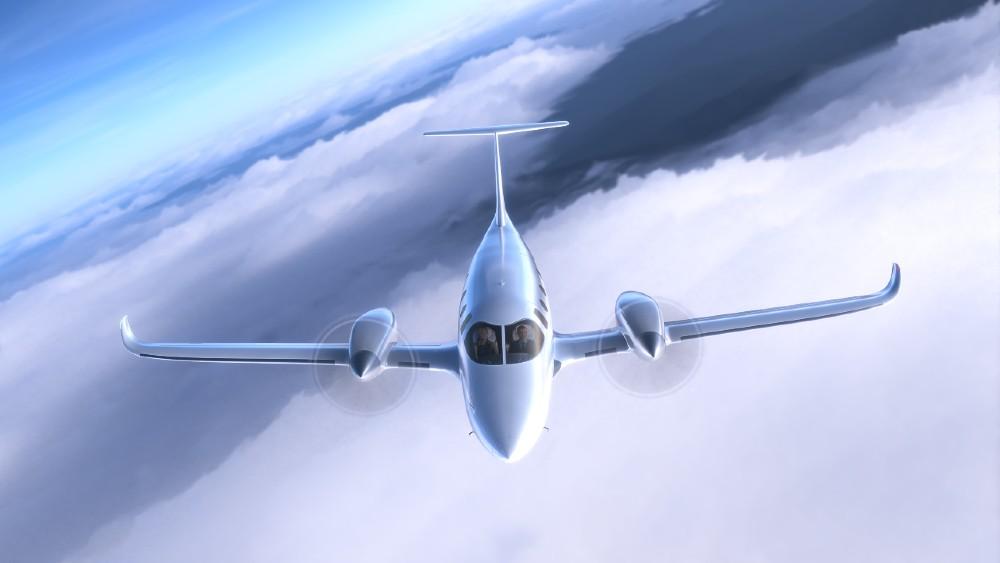 eFlyer 800 de Bye Aerospace - photo Bye Aerospace