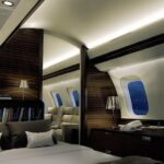 Bombardier Global 7500 - cabine