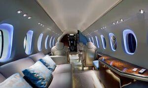 Cessna Citation-Longitude - cabine