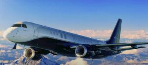 Embraer Lineage 1000 D