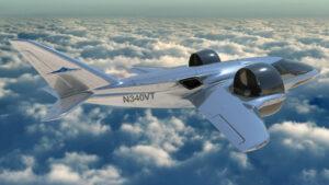 XTI TriFan 600 - Courtesy XTI Aircraft