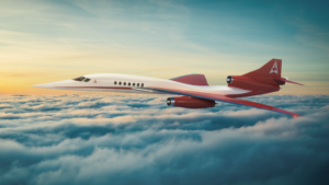 Courtesy Aerion Supersonic