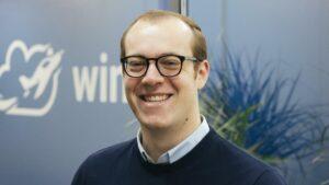 Lars Klein, co-fondateur de Wingly