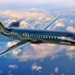 Le nouvel avion turbopropulseur d'Embraer